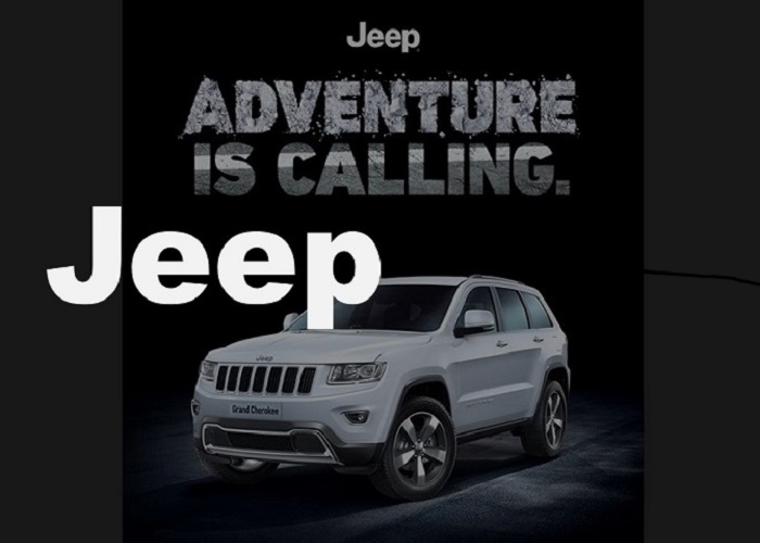 email marketing campaign for jeep