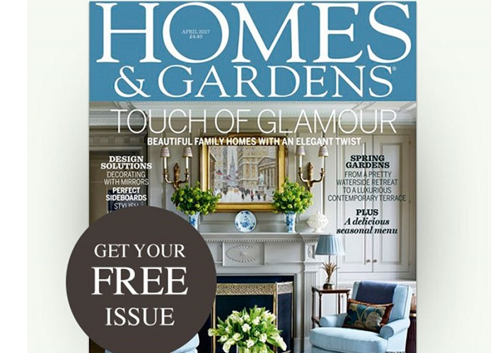 Homes And Gardens Magazine Web Clubs